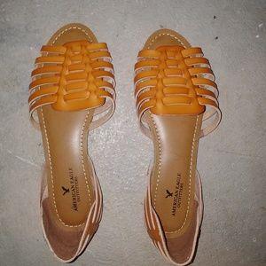 American eagle sandals